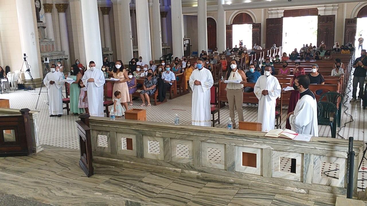 Diocese de Ilhéus (BA) tem 4 novos Diáconos Permanentes