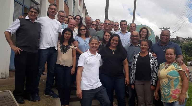 Diáconos e esposas da diocese de Itabira/Coronel Fabriciano (MG), realizam retiro de formação