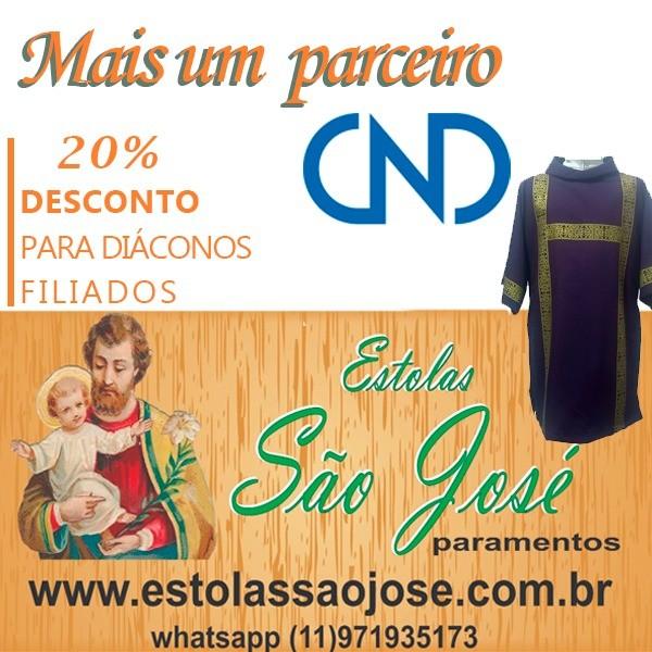 Presidência da CND apresenta nova parceria: Estolas São José