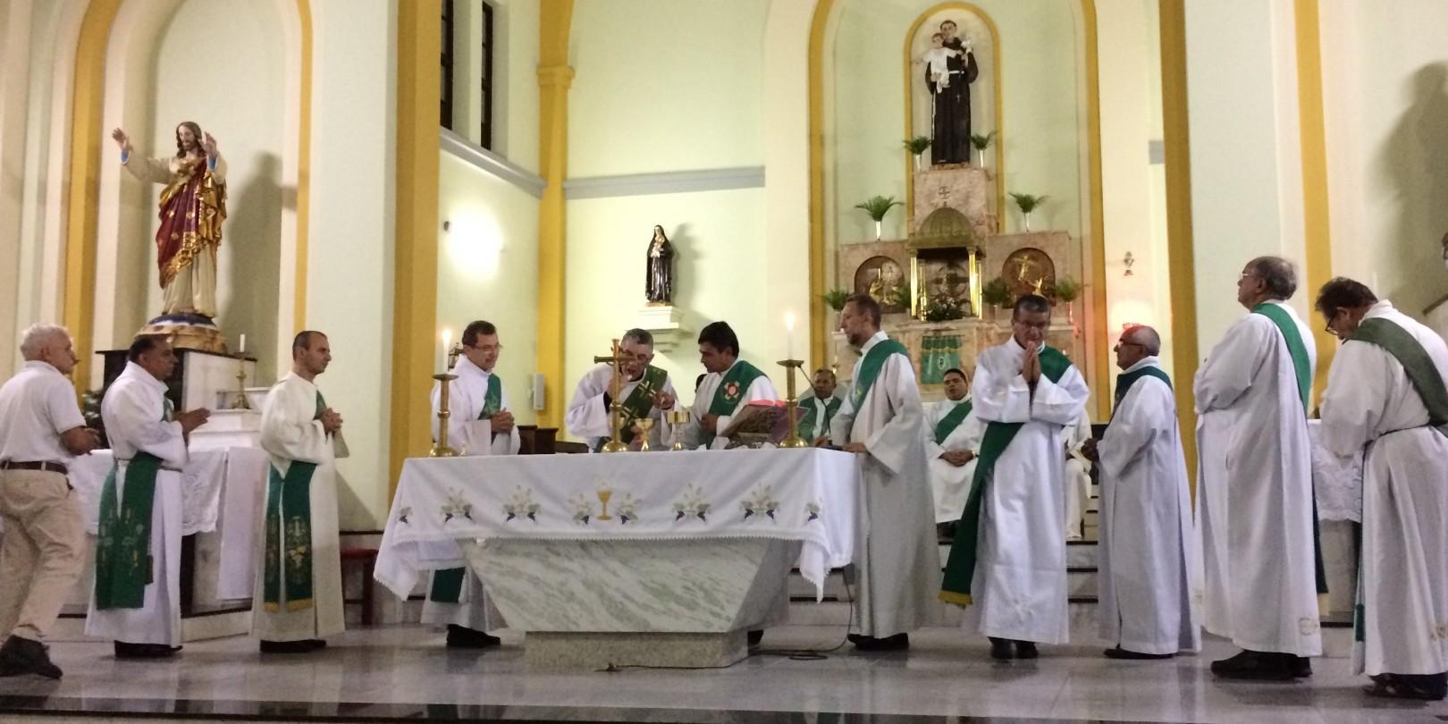Arcebispo de Natal ordenará 12 diáconos na Festa de São Lourenço