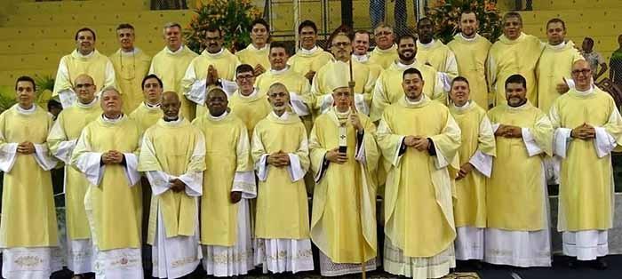 Ordenados 26 diáconos na Arquidiocese de Ribeirão Preto (SP)