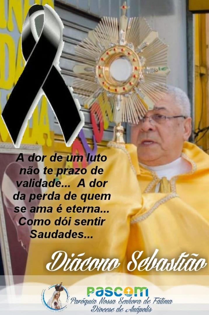 Diácono da Diocese de Anápolis-GO é mais uma vítima da COVID