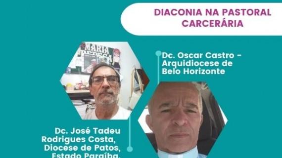 MOMENTO CND DEBATE SOBRE PASTORAL CARCERÁRIA