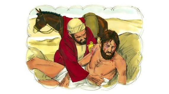 El Samaritano, corazón de Dios